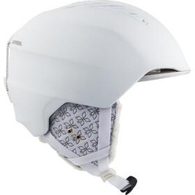 Alpina Grand Skihelm white/prosecco matt
